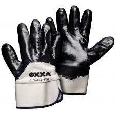 OXXA HANDSCHOEN X-NITRILE-PRO51-080 KAP/OPEN BLAUW/WIT MAAT 10 XL