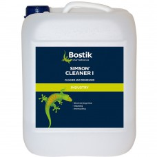 BOSTIK CLEANER I TRANSPARANT CAN A 2.5 LITER