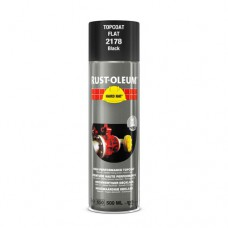 RUST-OLEUM MATZWART  2178 SPRAY 500ML