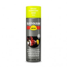 RUST-OLEUM VERF FLUOR GEEL 2242 SPRAY 500ML