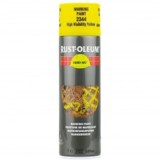 RUST-OLEUM MARKEERVERF HELDERGEEL 2344 SPRAY 500ML