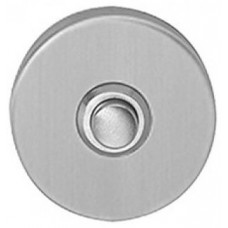 INTERSTEEL BELDRUKKER RVS ROND52MM 35376