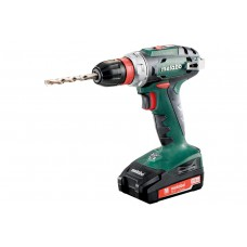 BOORMACH BS 18 QUICK 18V 2X2.0AH METABO