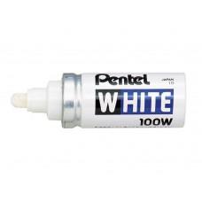 PENTEL METALMARKER WHITE 100W