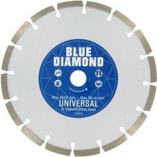 BLUE DIAMOND DIAMANTZAAG 230X22.23MM TYPE UNIVERSEEL