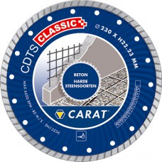 CARAT DIAMANTZAAG BETON 125X22.23MM CDTS CLASSIC