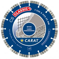 CARAT DIAMANTZAAG BETON 230X22.23MM CS CLASSIC