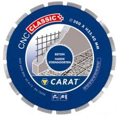 CARAT DIAMANTZAAG BETON 350X30.00MM CNC CLASSIC