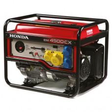 HONDA GENERATOR MOTOR EM4500CXS