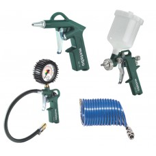 METABO TOEBEHORENSET LPZ 4 SET TBV COMPRESSOR