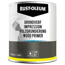 RUST-OLEUM GRONDVERF GRIJS 750 ML