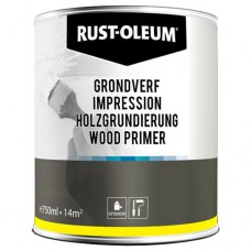 RUST-OLEUM GRONDVERF ZWART 750 ML