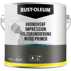 RUST-OLEUM GRONDVERF ZWART 2.5 LTR