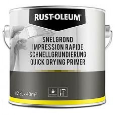 RUST-OLEUM SNELGROND ZWART 2.5 LTR NML