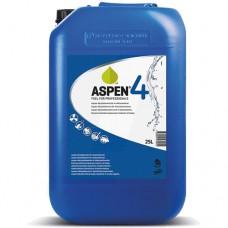 ASPEN BENZINE 4-TAKT (BLAUW) MILIEUVRIENDELIJK CAN A 25 LITER
