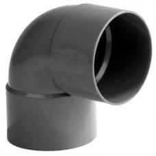 BOCHT 2X MOF PVC 90 GRADEN 32MM