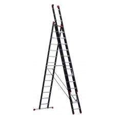 ALTREX LADDER MOUNTER ZR3099 3X14 SPORTS WERKHOOGTE 10.1MTR.