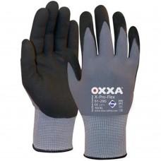 HANDSCHOEN OXXA X-PRO-FLEX NFT ZWART MT. 9