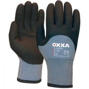 OXXA HANDSCHOEN X-FROST 51-860 MT.9 PER PAAR
