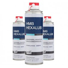 DROOGSMEERMIDDEL HEXALUB 400ML HMB