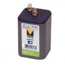 BATTERY BLOK 6VOLT      NO.430P.STUK