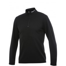 CRAFT SHIFT POLO UNISEX ZWARTMT.L