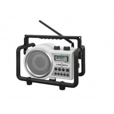 BOUWRADIO USB BOX FM-RDS WIT