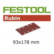FESTOOL SCHUURSTROOK RUBIN 2 STF-93X178/8-P180RU2/50 KORREL