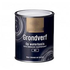GRONDVERF WIT BUS 2.5LTR OP WATERBASIS