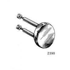 GSV TEGENPLAAT ALUMINIUM 2390 WANDDIKTE -21-25MM GV