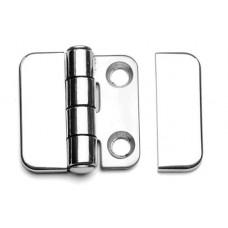 SCHARNIER MET BLINDE RING 36X36 RVS A4
