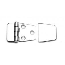 SCHARNIER MET BLINDE RING 57X37 RVS A4