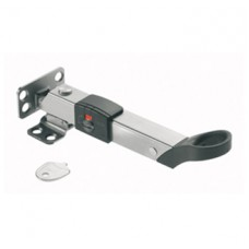 AXA COMBI-UITZETTER AXAFLEX 2660 182MM SECURITY RVS/ZWART