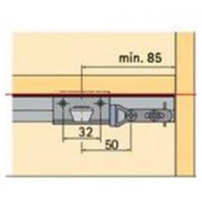 SCHUIFD BESLAG STB11 ONDER-2DLG 45080$