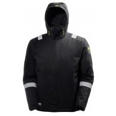 HELLY HANSEN WINTERJAS AKER 999 ZWART MT.XL