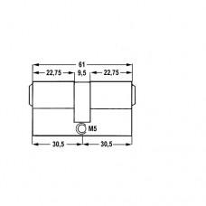 KNOPCIL.GTV 7031 30/30 VERN.F1PROFIELU107 GV