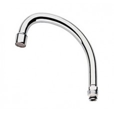 HOGE UITL.DRB+PERL.CHR.M22X140FR-GROHE (COSTA)GROHE