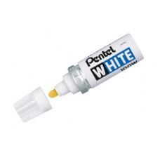 METALMARKER PENTEL WHITE 100W
