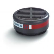 MOLDEX FILTERPATROON A2 PER STUK 8500