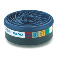 MOLDEX FILTERPATROON GAS A1B1E1K1 9400