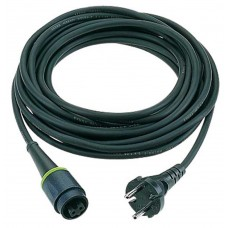 FESTOOL PLUG-IT KABEL H05 RN-F-7.5 METER RUBBER ZWART PER ST