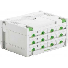 FESTOOL SORTAINER SYS 3-SORT /12 GV