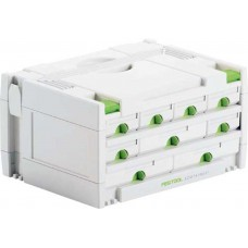 FESTOOL SORTAINER SYS 3-SORT /9 GV