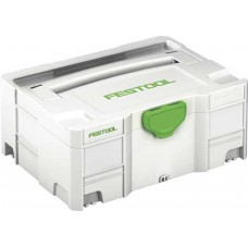 FESTOOL SYSTAINER SYS 2L HOOGTE 15.8CM GV