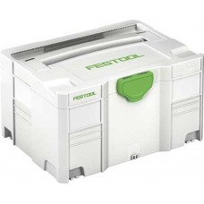 FESTOOL SYSTAINER SYS 3L HOOGTE 21CM
